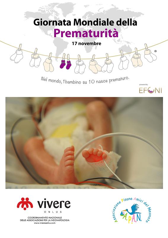 Giornata mondiale del neonato pretermine 2016